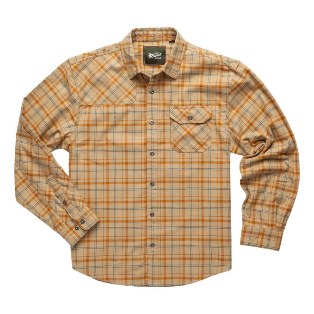 Howler Brothers Men's Harker's Flannel SAHARA_TAN