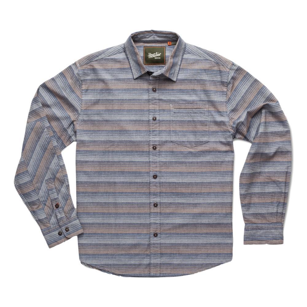 Howler Brothers Men's Enfield Longsleeve Shirt DUSK_ESD