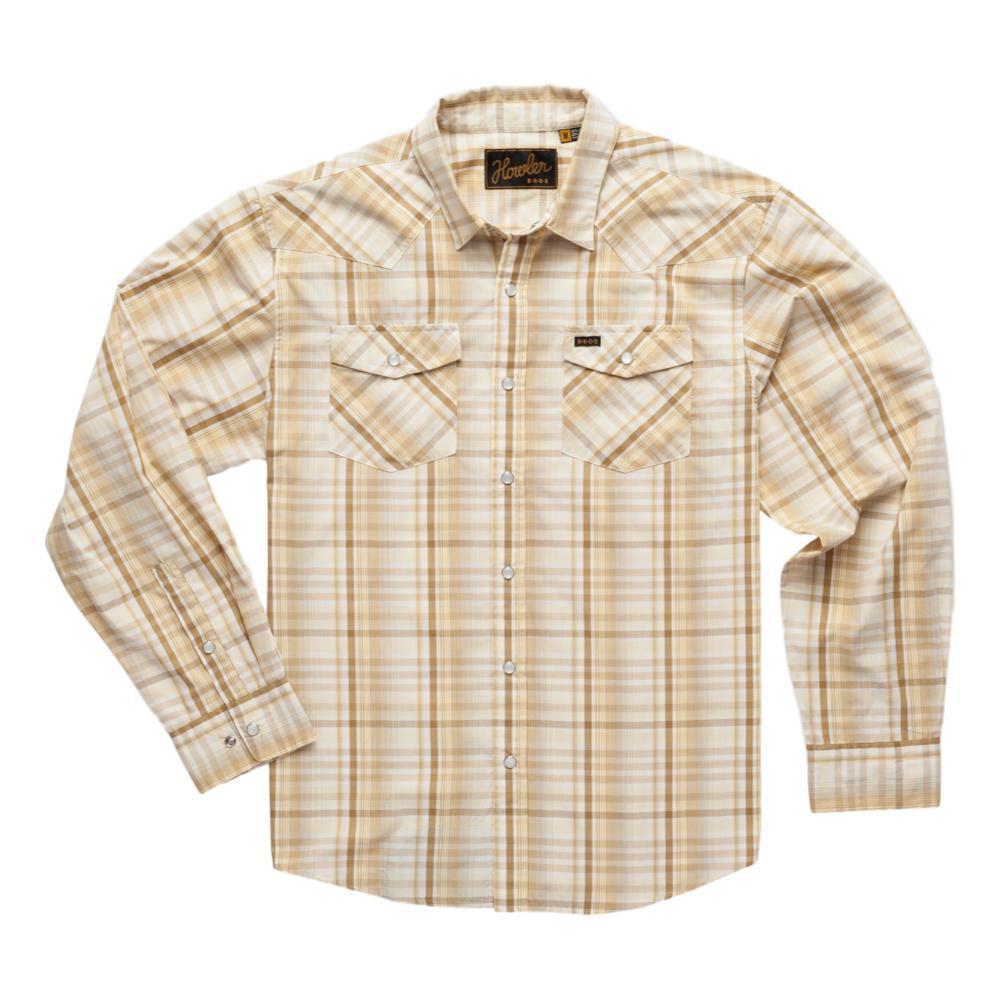 Howler Brothers Men's H Bar B Longsleeve Shirt HARVEST_PPH