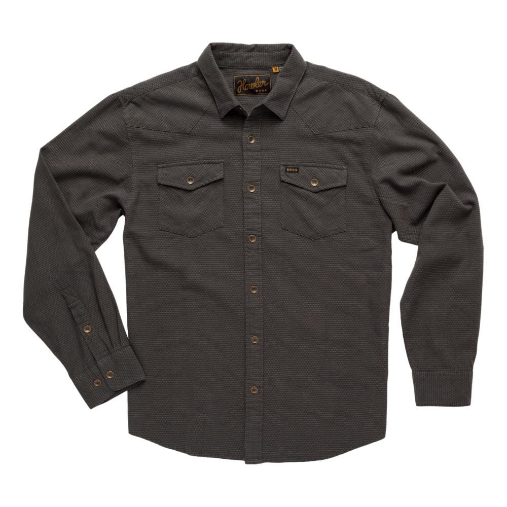 Howler Brothers Men's Sheridan Shirt BLACK_PNB