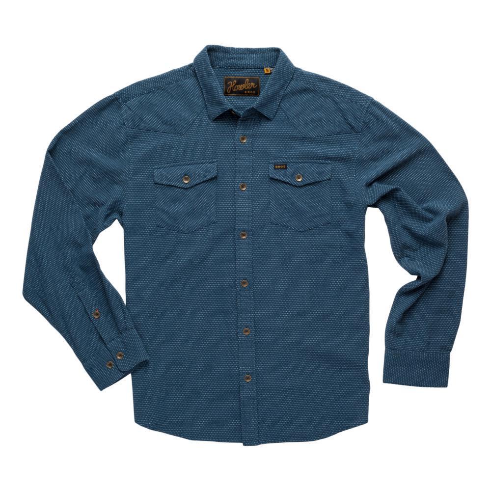 Howler Brothers Men's Sheridan Shirt NAVY_PNN