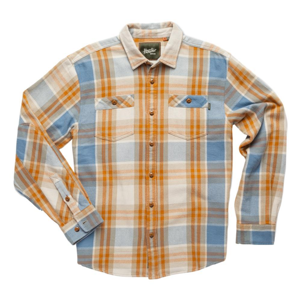 Howler Brothers Men's Rodanthe Flannel CLAY_CAS