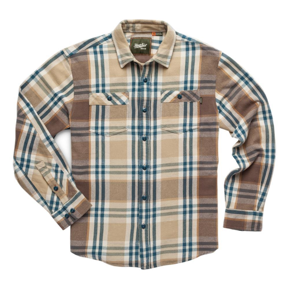 Howler Brothers Men's Rodanthe Flannel EARTH_EAB