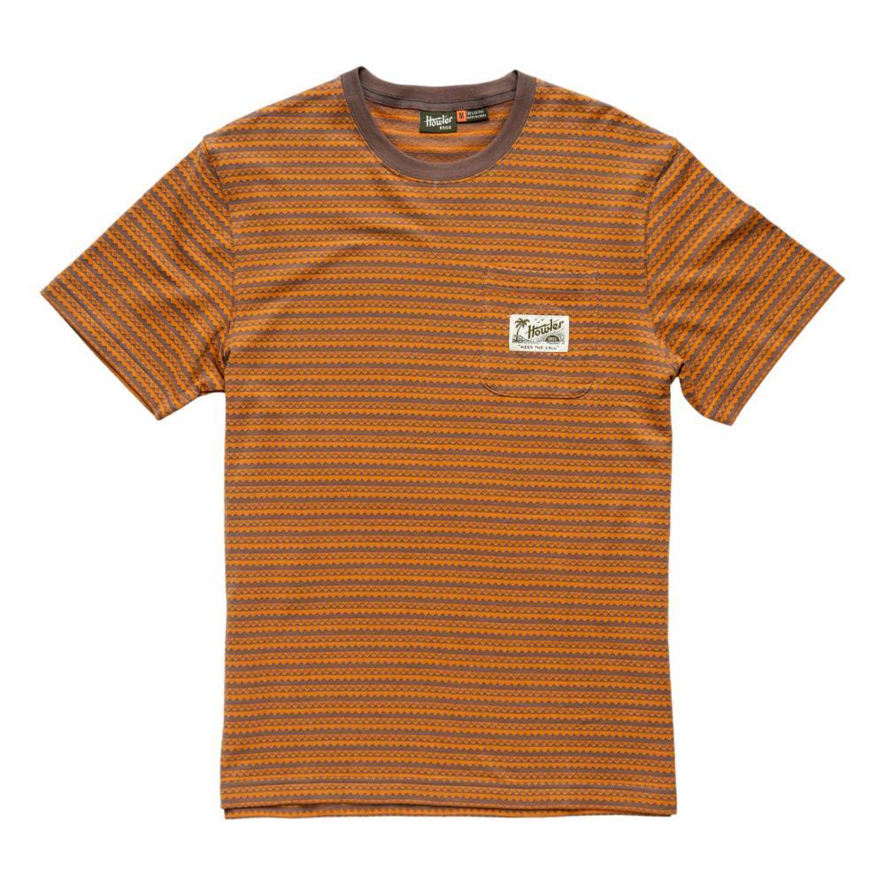 Howler Brothers Men's Zuma Jacquard Pocket T-Shirt RUSTY_RSN