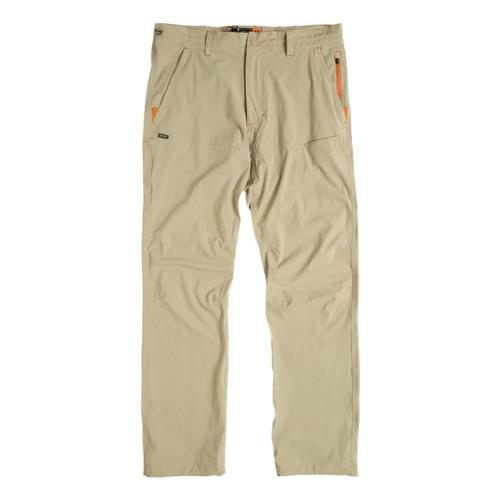 Howler Brothers Men's Shoalwater Tech Pants - 30in inseam Khaki