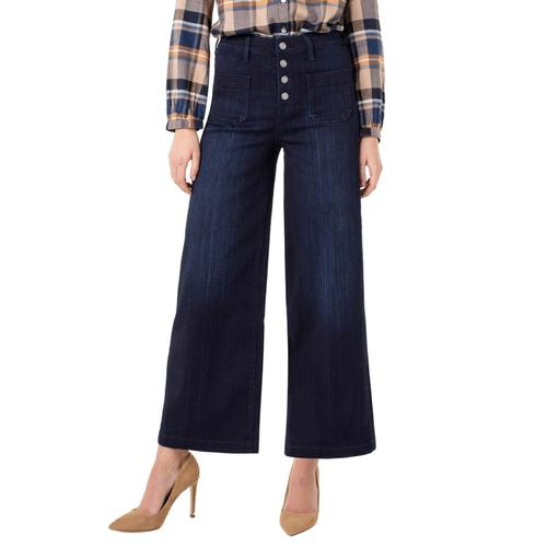 Liverpool Women's Regan Hi-rise Wide Leg Silky Soft Jeans Sabina