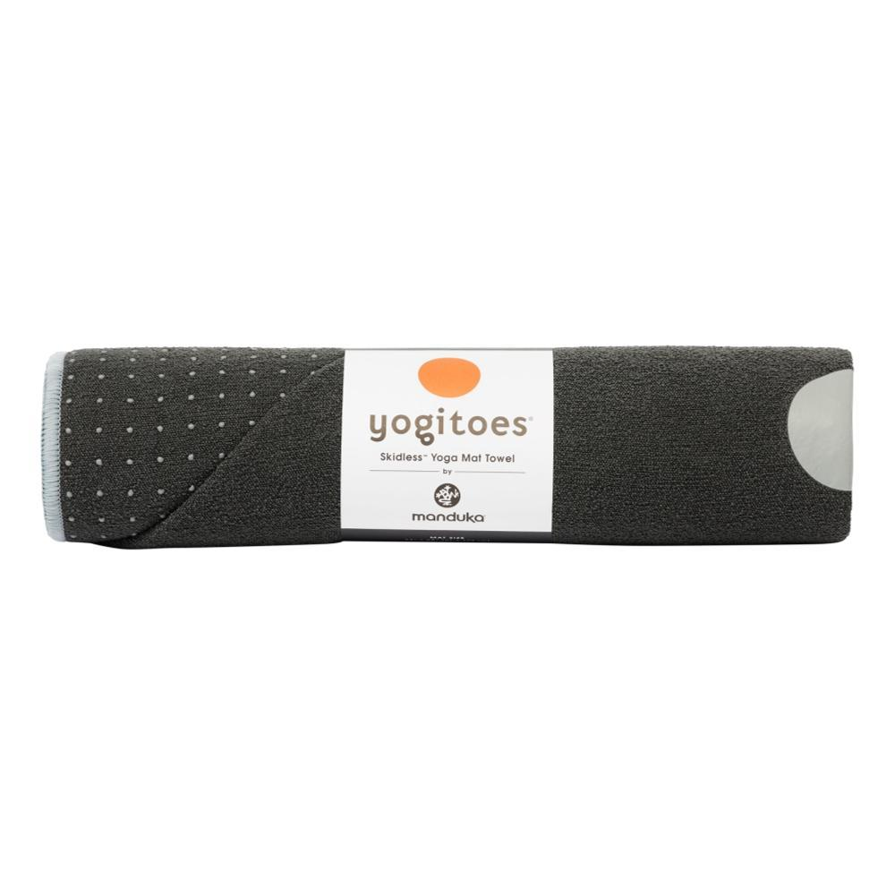 Manduka yogitoes Yoga Towel GREY