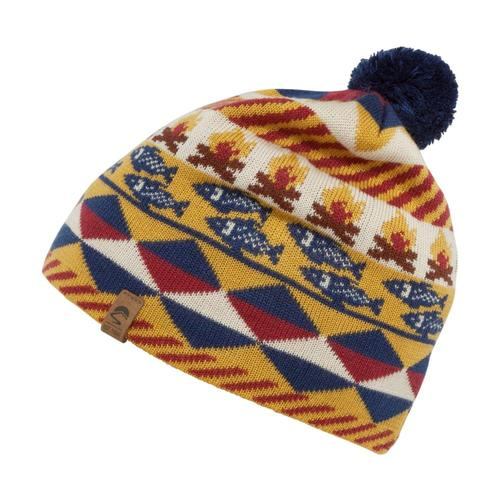 Sunday Afternoons Kids Fish and Fire Beanie Maple