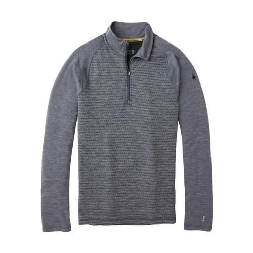 Smartwool Men's Merino 250 Base Layer Pattern 1/4 Zip Mgryts_b99
