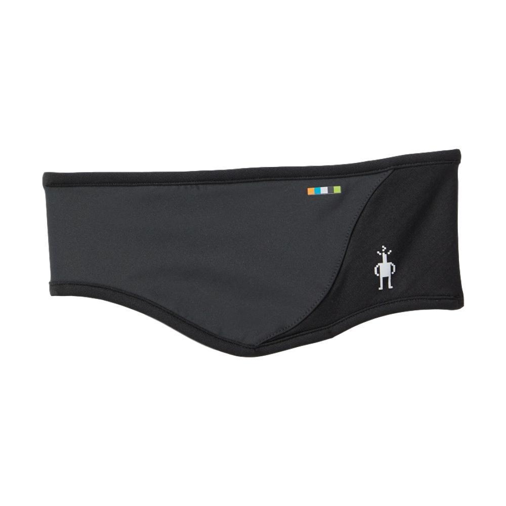 Smartwool Merino Sport Fleece Wind Training Headband BLACK_001