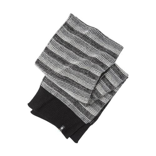 Smartwool Ski Hill Ombre Scarf Black_001