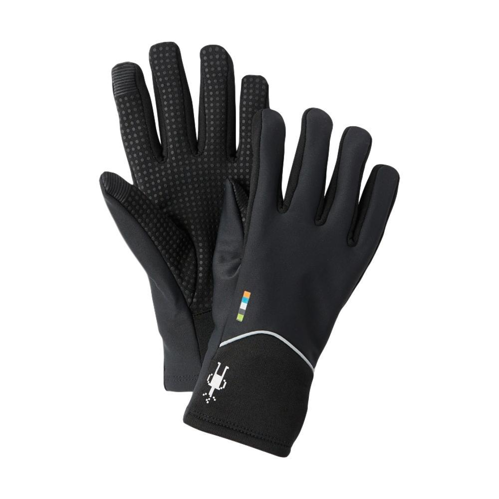 Smartwool Merino Sport Fleece Wind Training Gloves BLACK_001