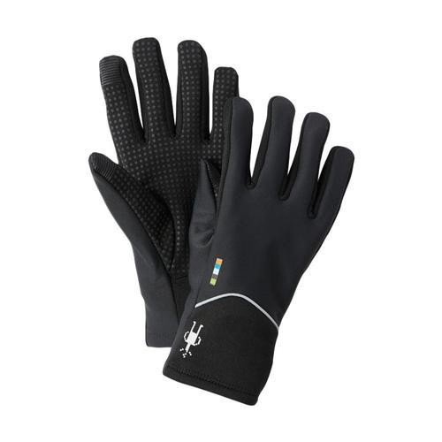 Smartwool Merino Sport Fleece Wind Training Gloves Black_001