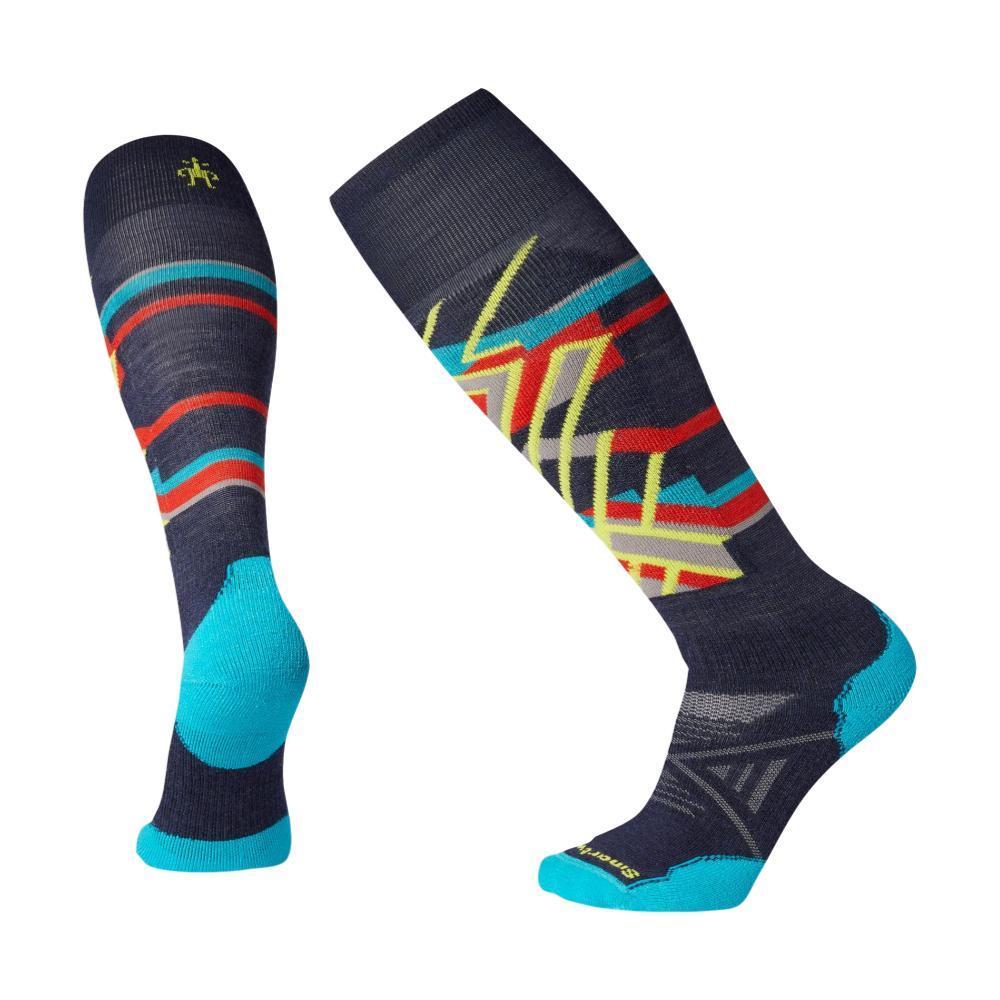 Smartwool Men's PhD Ski Medium Pattern Socks DPNAVY_092