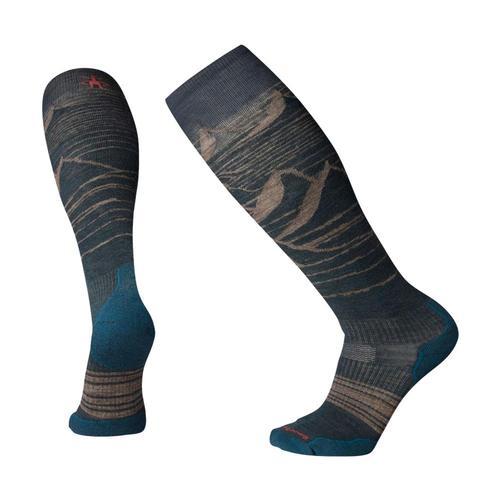 Smartwool PhD Snowboard Light Elite Socks Evergl_b96