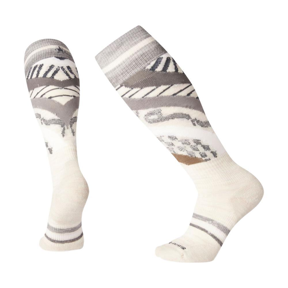 Smartwool Women's PhD Ski Light Pattern Socks MOONBE_A81