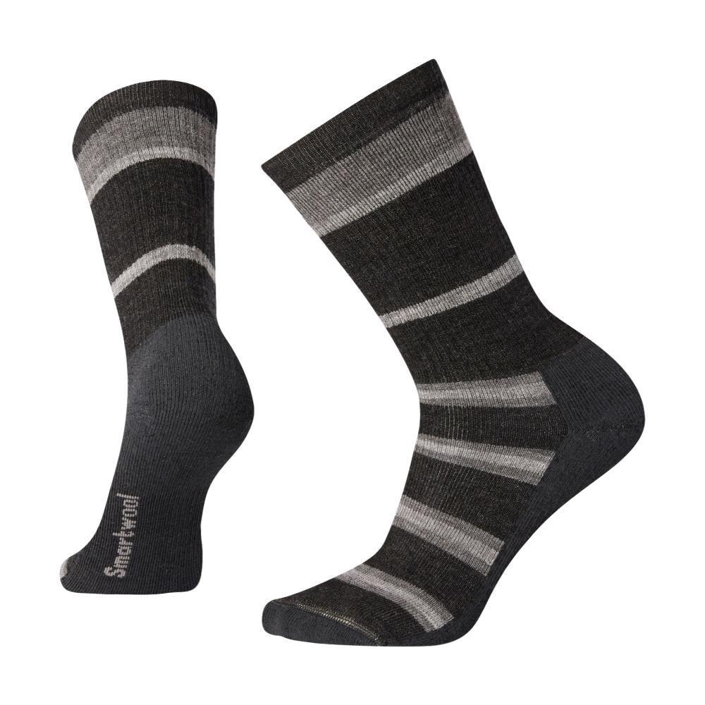 Smartwool Hike Medium Striped Crew Socks CHARCO_003