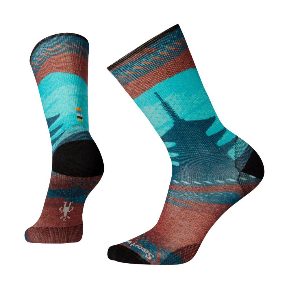 Smartwool Men's Curated Pagoda Point Crew Socks MULTIC_150