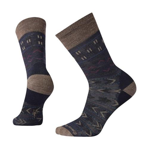 Smartwool Men's Juncture Crew Socks Dpnavy_092