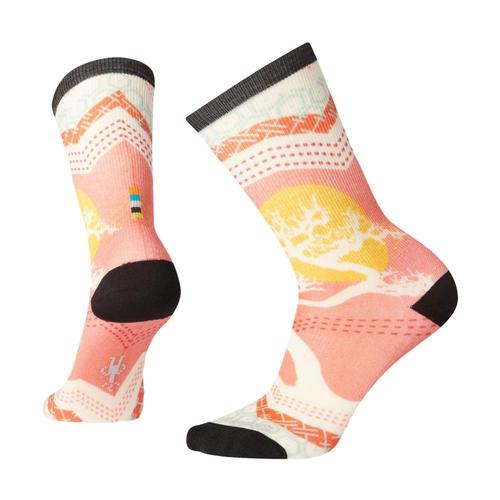 Smartwool Women's Curated Bonsai Graphic Crew Socks Multic_150