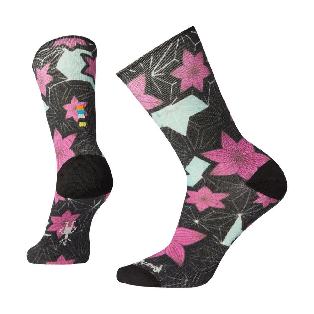 Smartwool Women's Curated Kimono Flower Crew Socks MULTIC_150