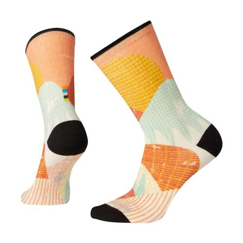 Smartwool Women's Curated Zen Hillside Crew Socks Multic_150
