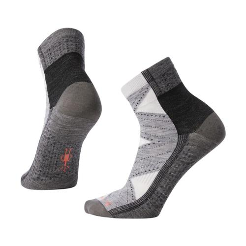 Smartwool Women's Arrow Dreamer Mid Crew Socks Mdgray_052