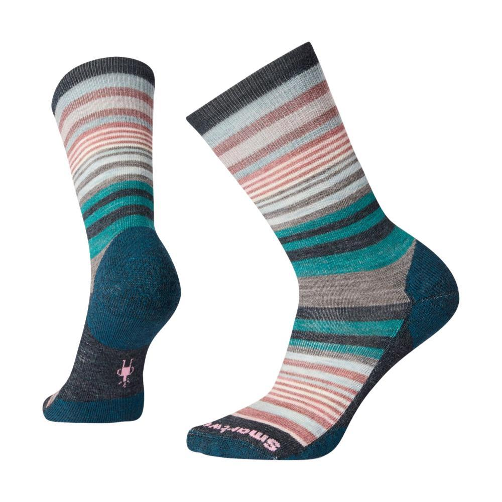 Smartwool Women's Jovian Stripe Socks EVERGL_B96