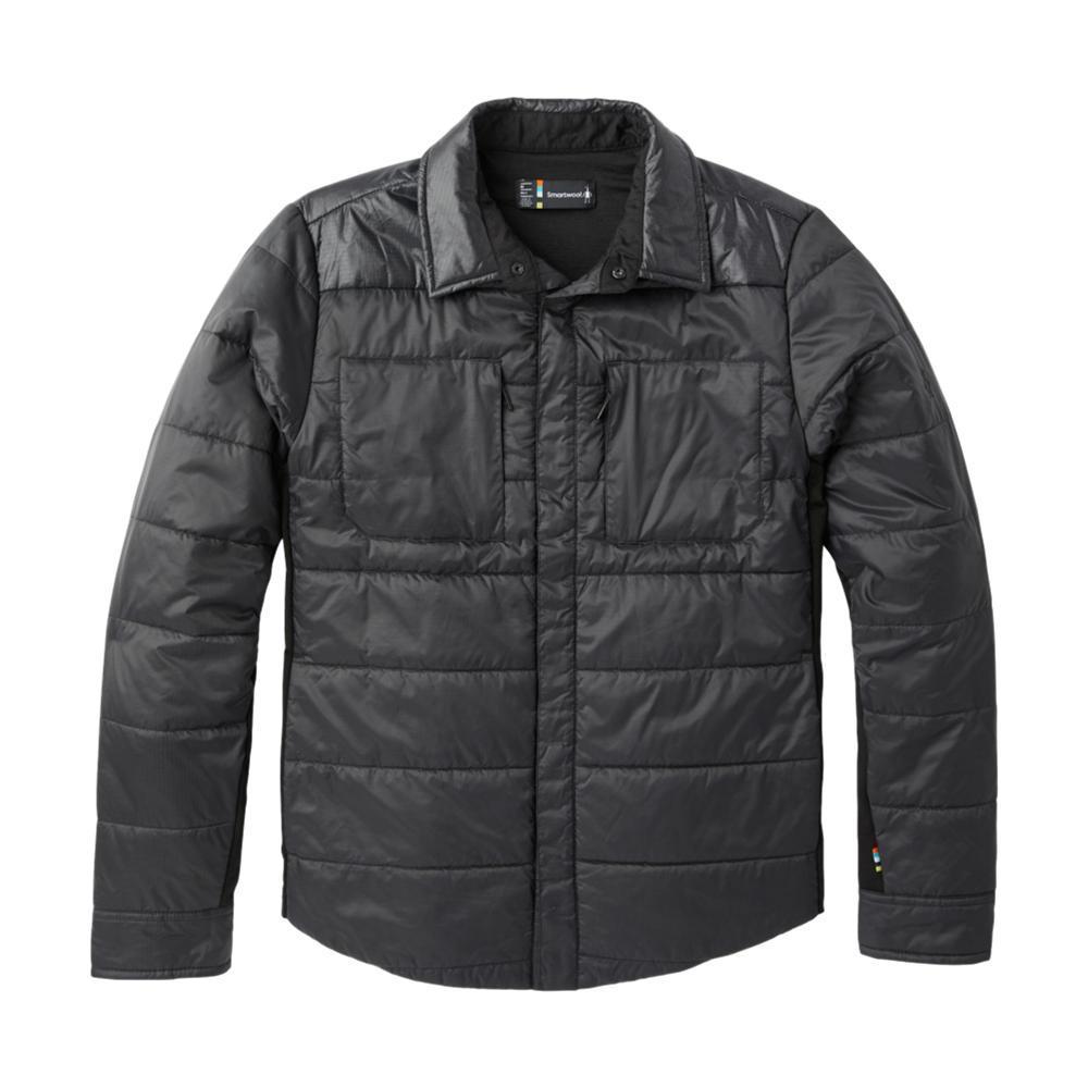 Smartwool Men's Smartloft 60 Shirt Jacket BLACK001