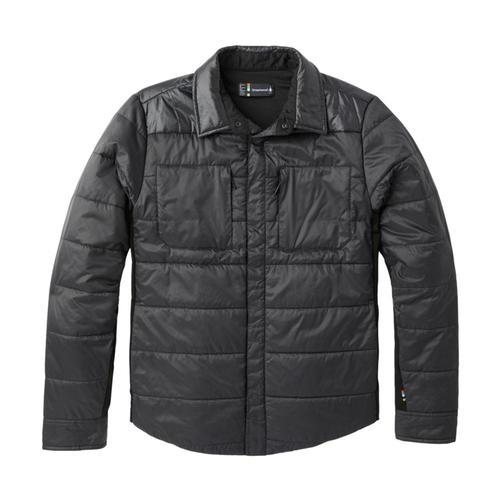 Smartwool Men's Smartloft 60 Shirt Jacket Black001