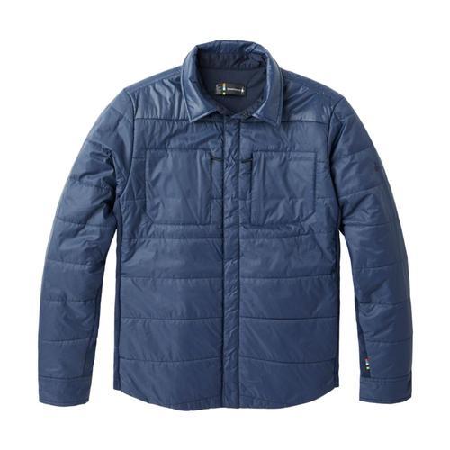 Smartwool Men's Smartloft 60 Shirt Jacket Deepnavy92