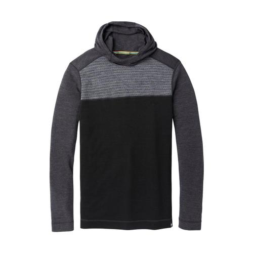 Smartwool Men's Merino 250 Color Block Hoodie Medgrayb99