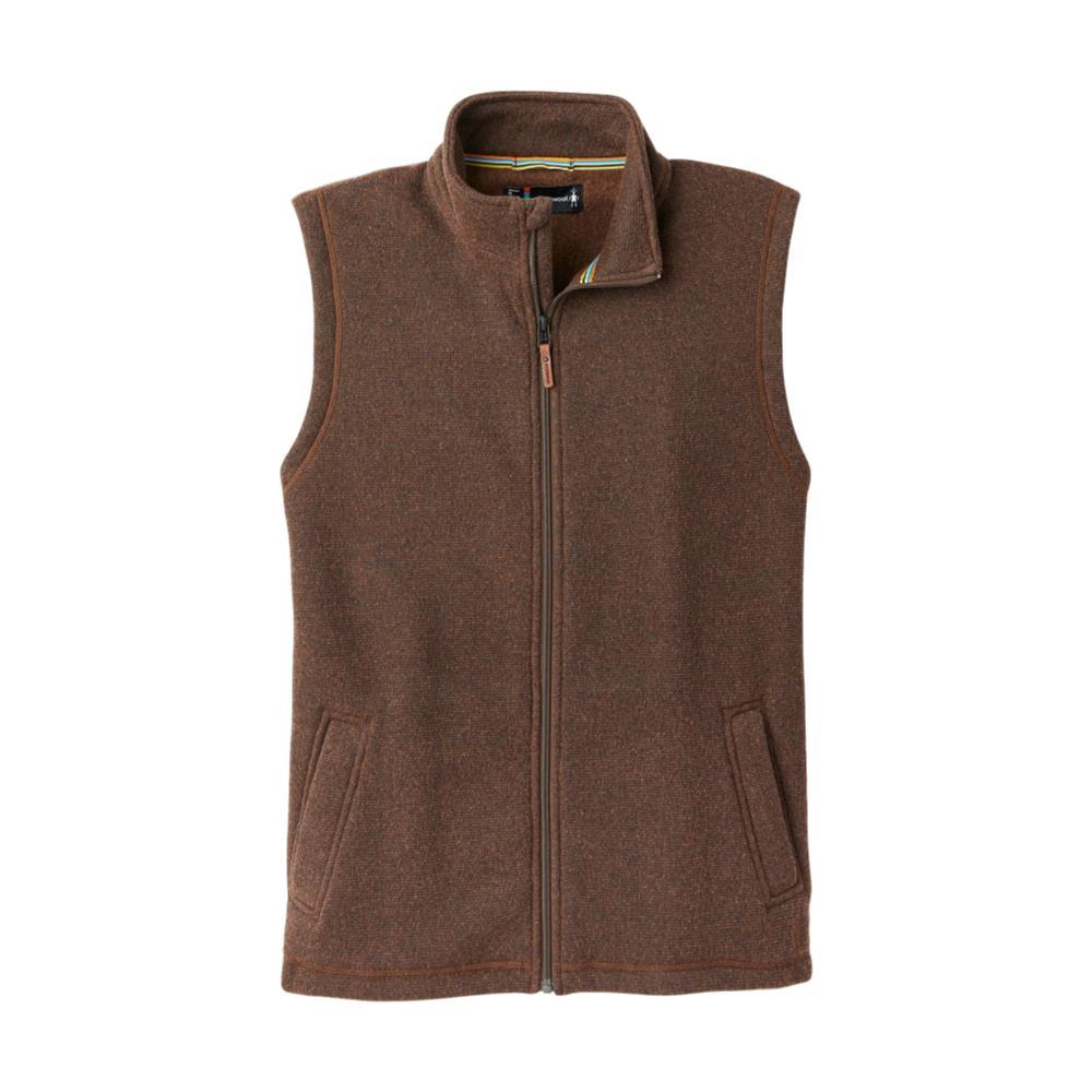 Smartwool Men's Hudson Trail Fleece Vest BOURBONB29