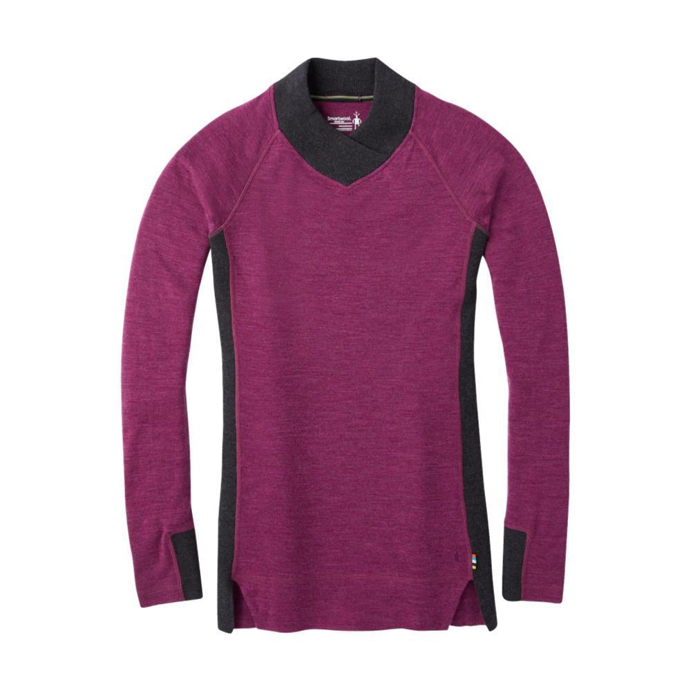 Smartwool Women's Merino 250 Trend Tunic SANGRIA_B49
