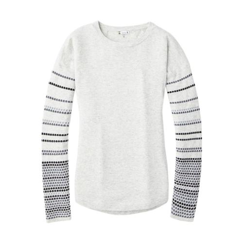 Smartwool Women's Shadow Pine Crew Sweater Ash_047