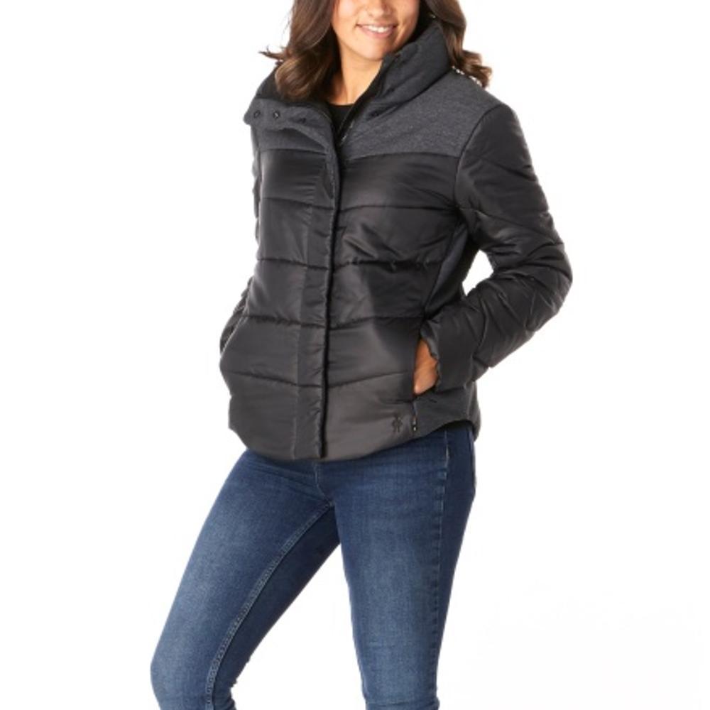 Smartwool Women's Smartloft 150 Jacket BLACK_001