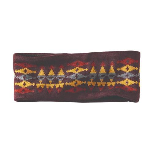 Pendleton Fleece-Lined Headband Redt_54635