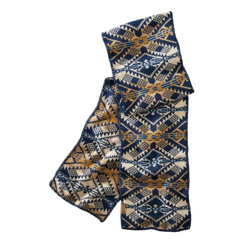 Pendleton Knit Scarf Navy_54700