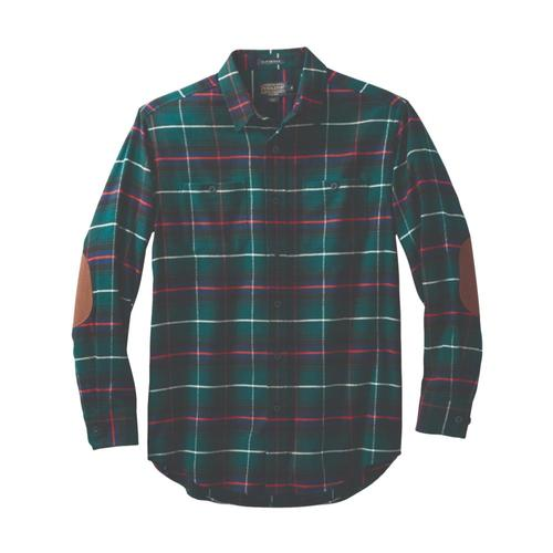 Pendleton Men's Double-Brushed Hawthorne Flannel Shirt Lordisle65537