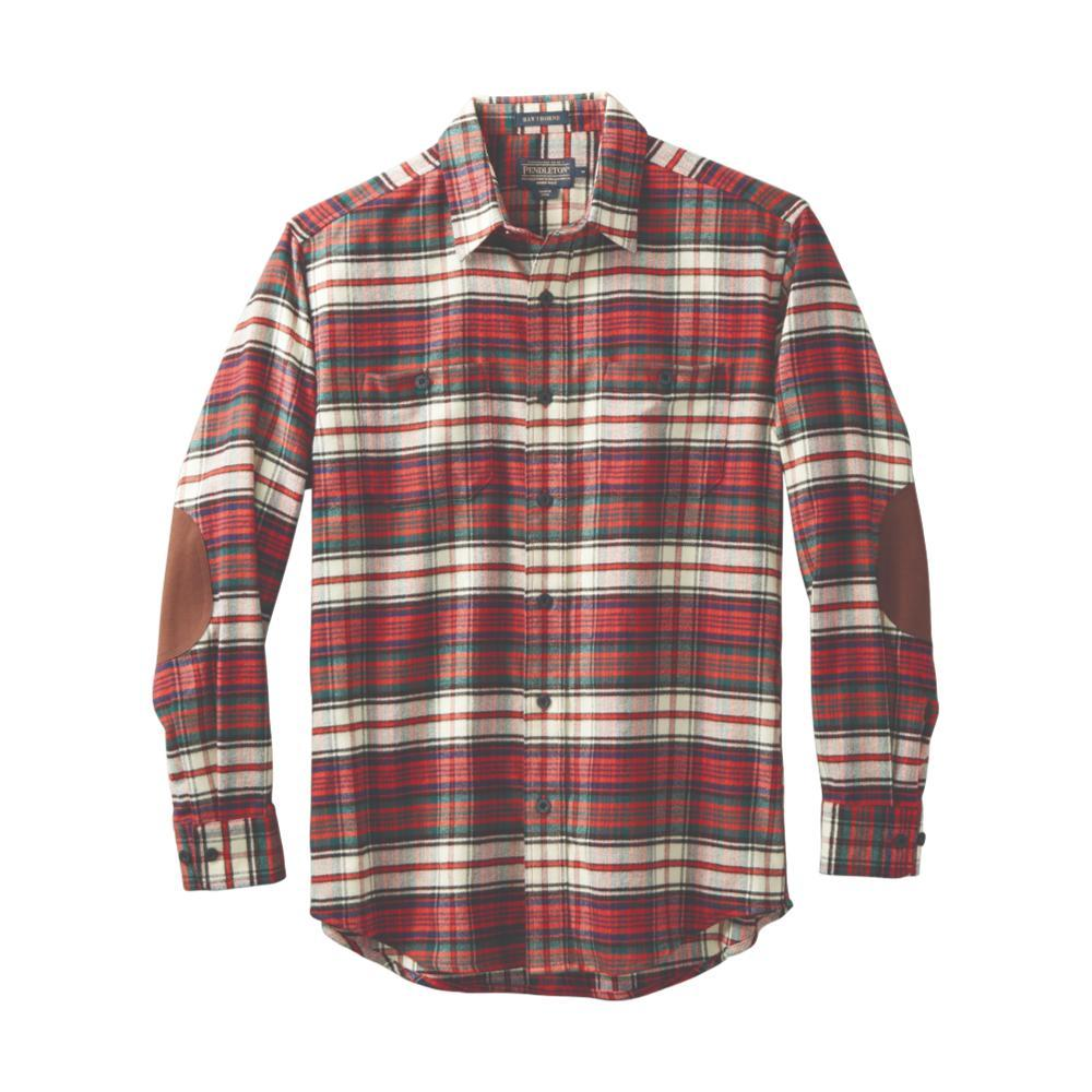 Pendleton Men's Double-Brushed Hawthorne Flannel Shirt MACRED65536