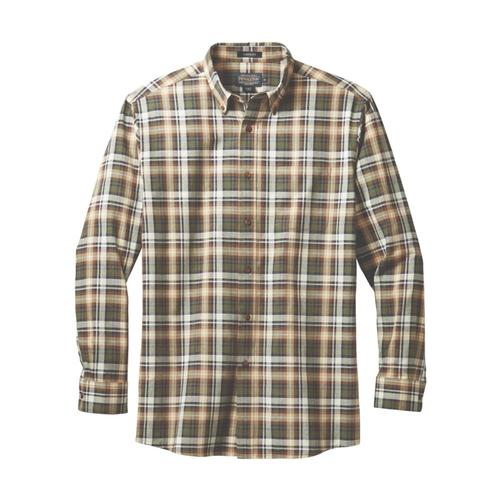 Pendleton Men's Somerset Button Down Shirt Grntan79029