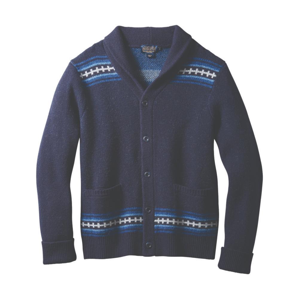 Pendelton Men's Magic Valley Shawl Collar Cardigan NAVY61407