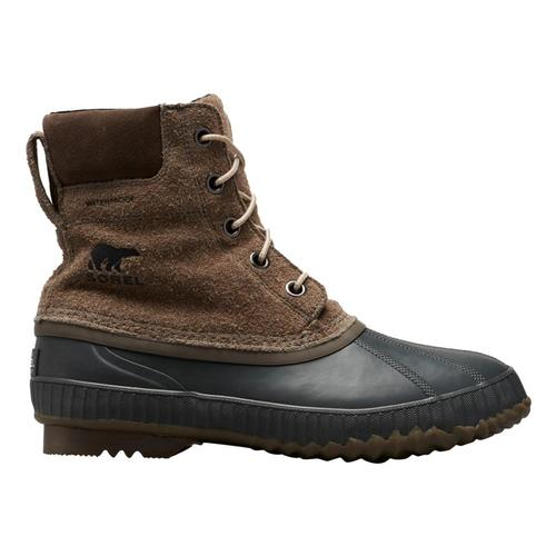 Sorel Men's Cheyanne II Lace Duck Boots Majr.Coal_245