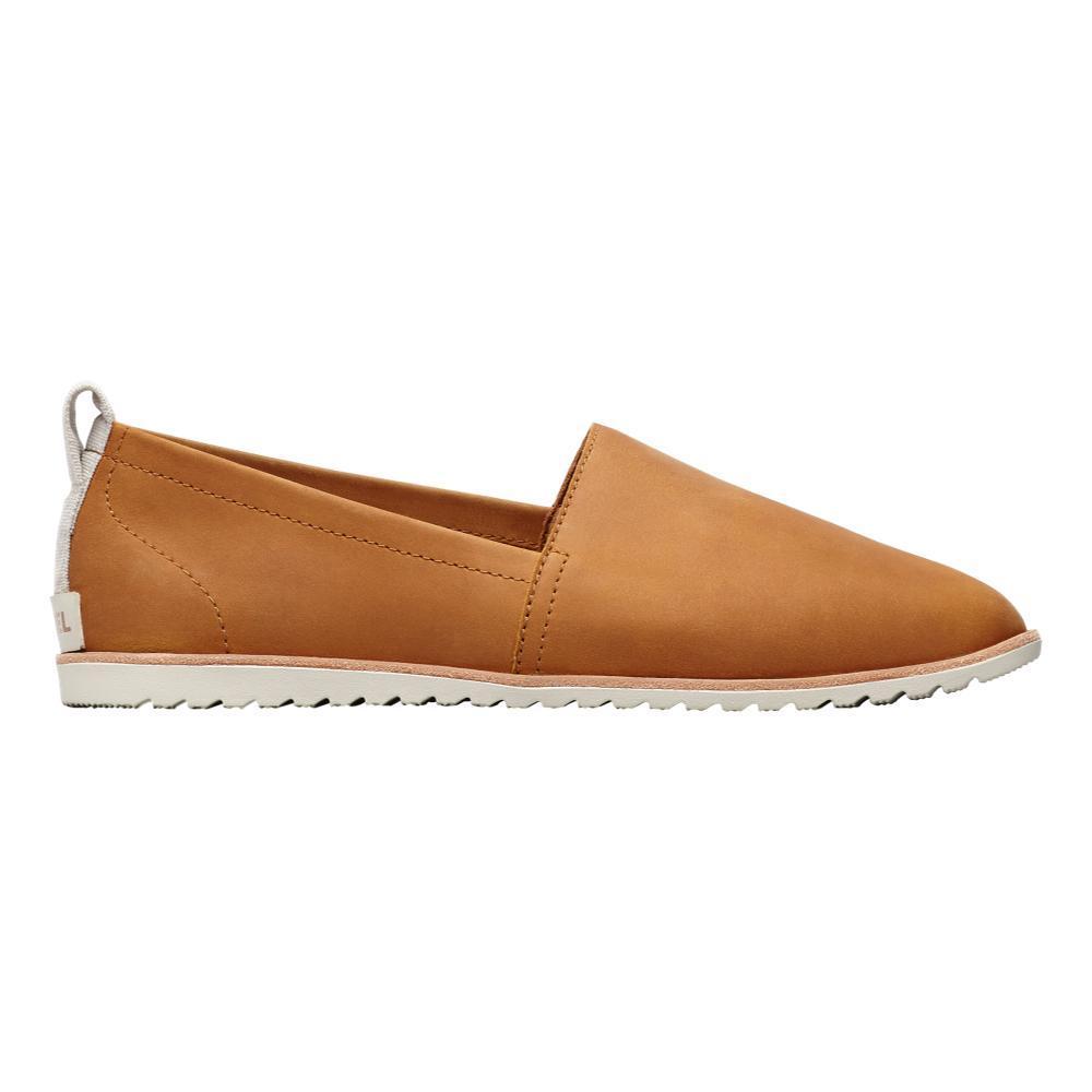 Sorel Women's Ella Slip-On Shoes CAMEL_224