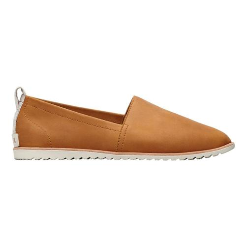 Sorel Women's Ella Slip-On Shoes Camel_224
