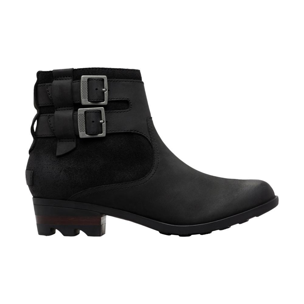Sorel Women's Lolla Booties BLK_010