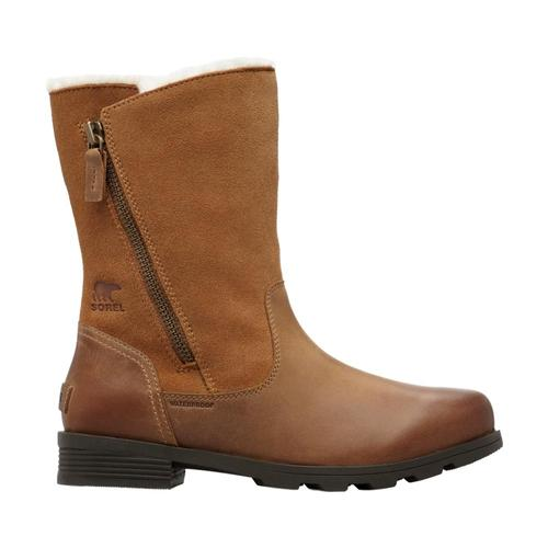 Sorel Women's Emelie Foldover Boots Camlbrn_224