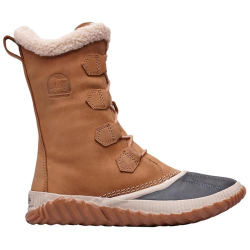 Sorel WomenÕs Out ÔN About Plus Tall Boots Elk_286