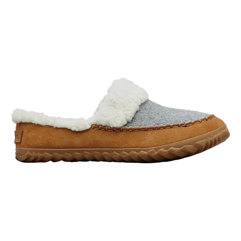 Sorel WomenÕs Out ÔN About Slide Slippers LTGRY_060