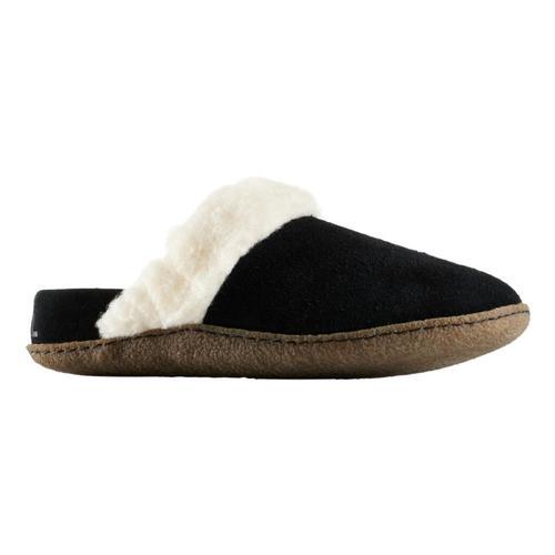 Sorel Women's Nakiska Slide II Slippers Blk_010